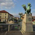 2017年ヨーロッパ周遊1人旅その20ースロベニア・リュブリャナ観光