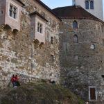 2017年ヨーロッパ周遊1人旅その21ースロベニア・リュブリャナ城見学