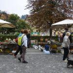 2017年ヨーロッパ周遊1人旅その22ースロベニア・リュブリャナを離れる朝