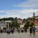 2017年ヨーロッパ周遊1人旅その27ークロアチア・スプリト&フヴァル観光
