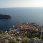 クロアチア・ドゥブロヴニクのスルジ山に登って見たー2017年ヨーロッパ周遊1人旅その29