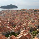 クロアチア・ドゥブロヴニクの城壁を歩いて見たー2017年ヨーロッパ周遊1人旅その30