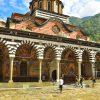 ブルガリア観光「リラ修道院」または「リラ僧院」に行ってみたー2017年ヨーロッパ周遊1人旅その45