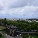 那覇観光午前の部ー2018年7月沖縄クアラルンプールSFC修行の旅その2