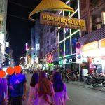 ブイビエン通りのバービア(ビアオム)でサイゴンギャルをお持ち帰り – 2019年7月ベトナム旅行その1